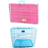 Easy Carry Dog Cages Collapsible Cheap Pet Crate Dog Kennels