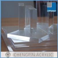 China manufacturer acrylic 20mm glass sheet