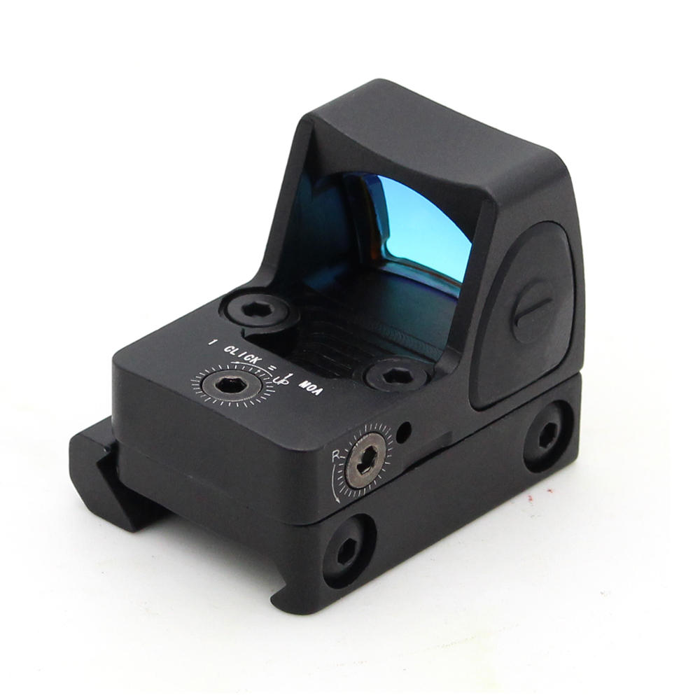 Tactical Niedrige ProfileReflex Red Dot Umfang Reddot Sight & Green Dot für KF5A Gewehr