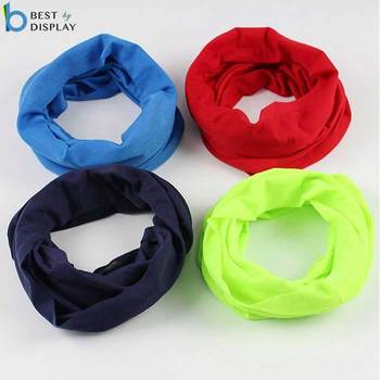 Custom Bandana Printing Wholesale Multifunctional Seamless Neck Tube Bandana