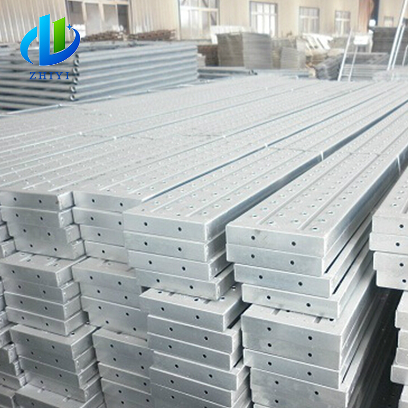 High-end galvanised scafolding board scaffolding steel plank
