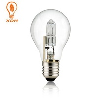 A60 52W E27 energy saving halogen bulb