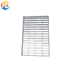Cheap Standard Size Perforated Galvanized Catwalk Metal Roofing Sheet Crocodile Hole Antiskid Steel Bar