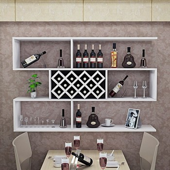 Wholesale Modern Living Room Furniture Liquor Wine Display Cabinet Part 61