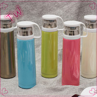 Yiwu market Creative Advertising Drinkware Promotional personalized blank water bottles with custom logo