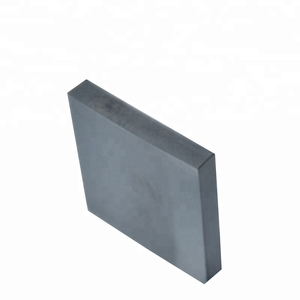 Factory price high hardness SIC silicon carbide ceramic bulletproof armor plate