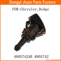 Windshield Washer Wiper Jet Water Spray Nozzle 4805742AB 4805742 FOR Chrysler Dodge