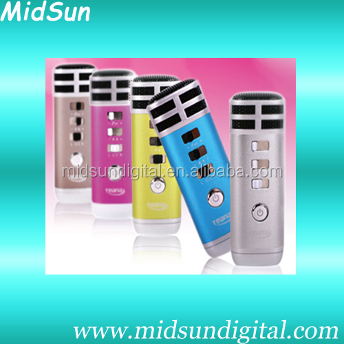 speaker microphone,mini microphone portable speaker,microphone q7
