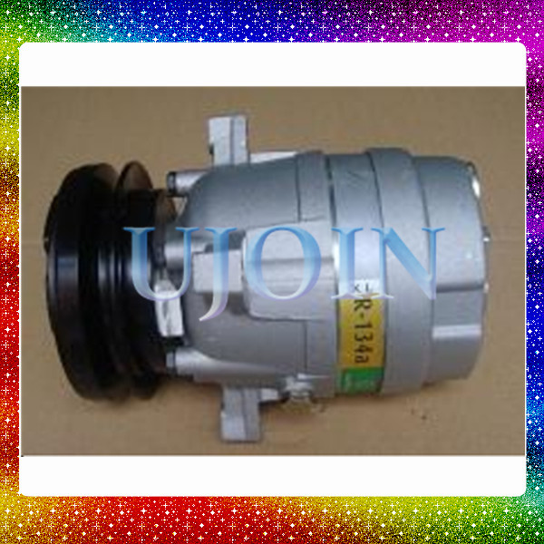 Discount ac compressor service for V5 Daewoo Lord for Ople Omega 1135095 05110506 140mm 1PK 2000-2003