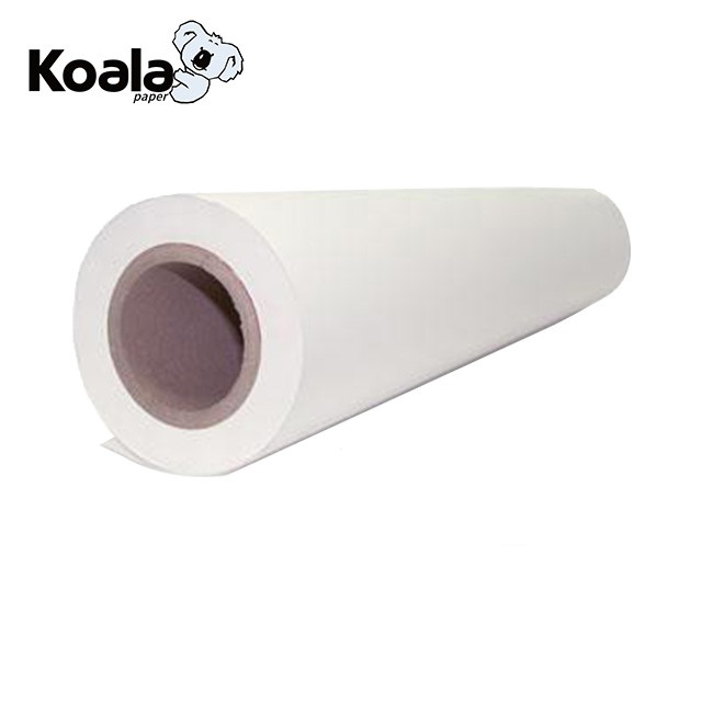 Koala Factory Supply warmteoverdracht sublimatie papier, 60g/70g/80g/90g/100g sublimatie papier roll
