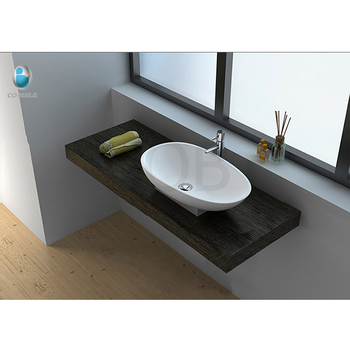 Gentil New Model Synthetic Stone Table Top Bathroom Face Wash Basin Sinks