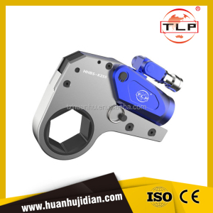 Al-Ti Alloy Material Hexagon Cassette Hydraulic Torque Wrench