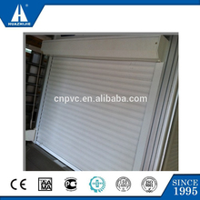 Home Intelligent Fire and Security System Aluminum Alloy Roller Shutters for Window