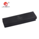 Wholesale Cheap empty pen case printed your logo Gift Black paper Box