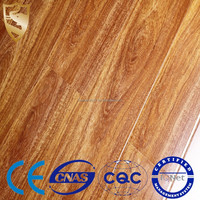 SGS glueless affordable laminate wood
