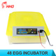 3 years warranty Full automatic cheap solar chicken incubator/egg hatching machine new upgraded YZ8-48