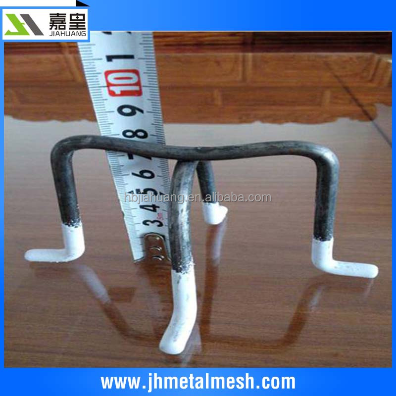 individual steel metal bar chairs for reinforcing mesh