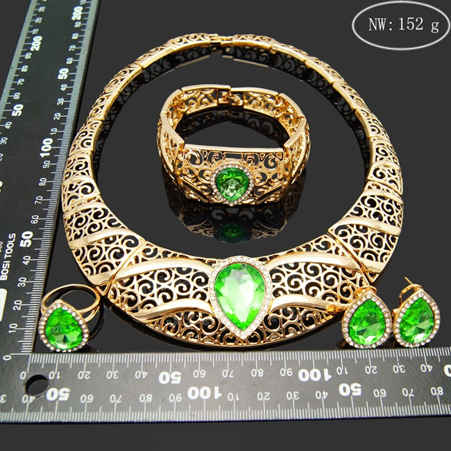 Indian Bridal Jewelry Kundan Symbolize Love Artifical Emerald Necklace  Jewelry Fashion - Buy Indian Bridal Jewelry Kundan,Symbolize Love Artifical