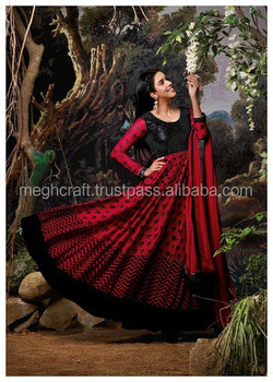 9e87ee46ca pakistani Umbrella Frocks Salwar Kameez /Wholesale Pakistani Long Frocks  Anarkali Suits / Indian culture clothing
