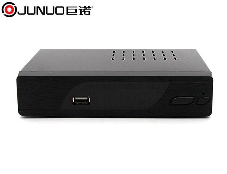 JUNUO set top box combo t2 s2 satellite tv receivers combo T2+S2 fta stb