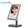 Rotatable 13.3inch network magic mirror advertising lcd dispaly