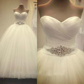 Cheap Wedding Dresses Near Me   Ne105 Explosion Models Cheap Wedding Gowns New White Ivory
