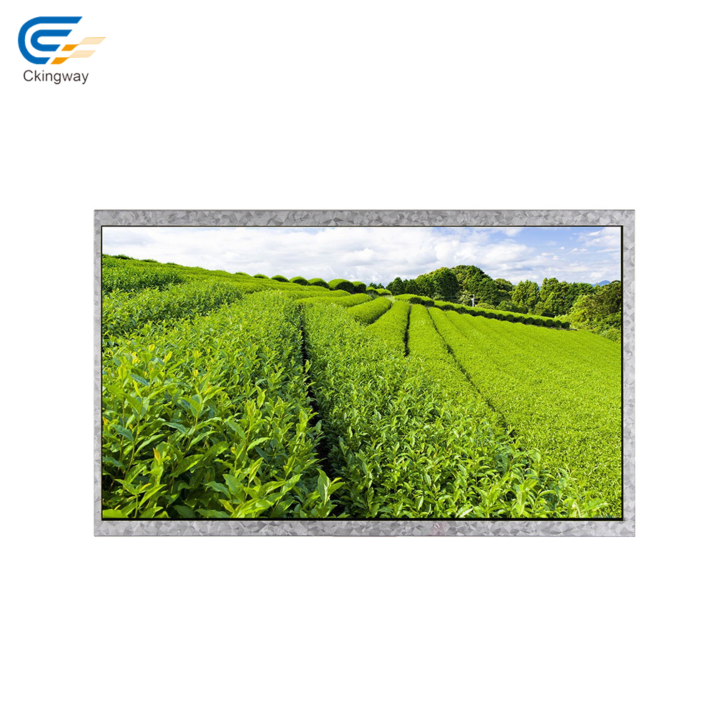 1280x800 1000nit ips tft lcd display 10,1 ips kapazitive multi-touch screen
