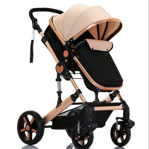 2016 New Luxury mother good Baby Stroller 3 In 1 bike/Todler stroller for sale/baby carriage china seebaby stroller manufacturer