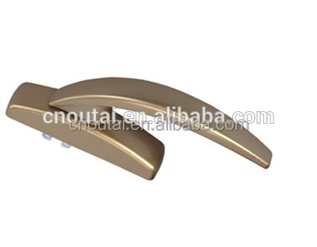 aluminium handle pull handle door window handle hardware