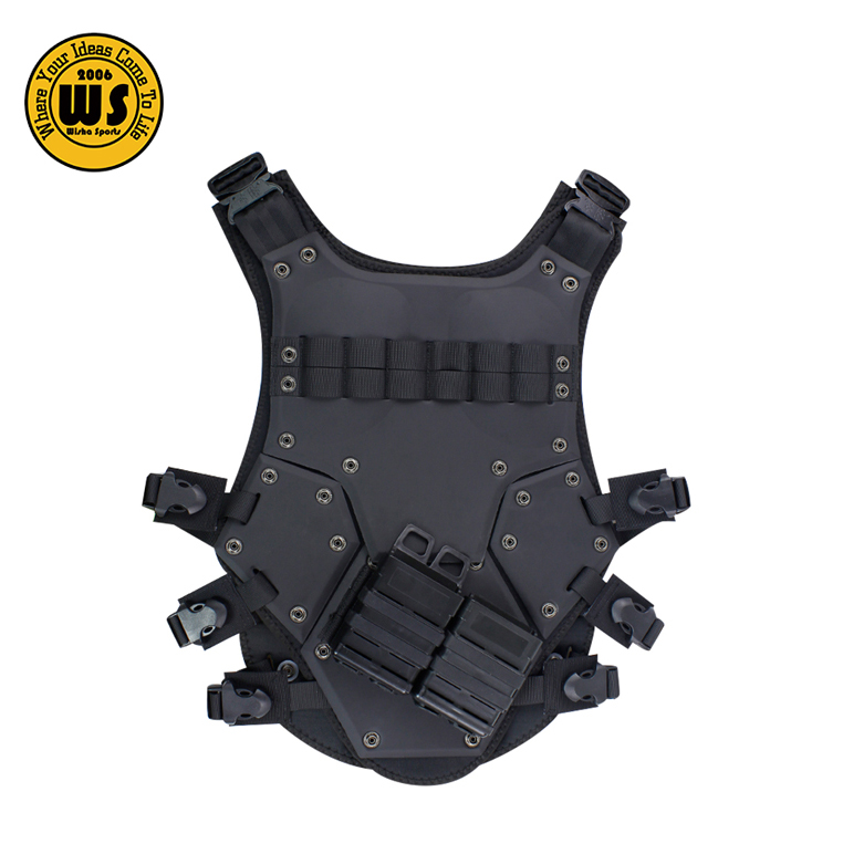 Airsoft Cosplay TF3 Hoge Snelheid Body padding Bulletproof Armor Combat Militaire Vest