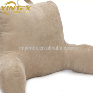 Chair Car Use Back Support Bedrest Reading Pillow