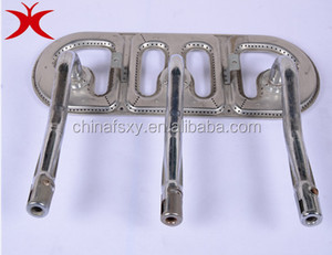 alibaba wholesale 3 venturi gas burner for Broil King Grill