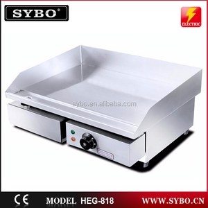 Best Sell 818 commercial electric griddle