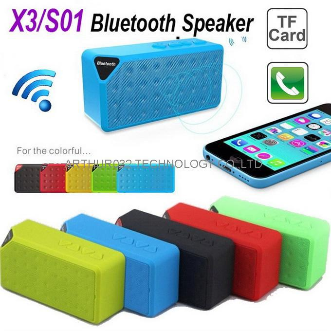 x3 oy mini portable wireless bluetooth speaker hifi car handsfree with mic micro sd loud. Black Bedroom Furniture Sets. Home Design Ideas