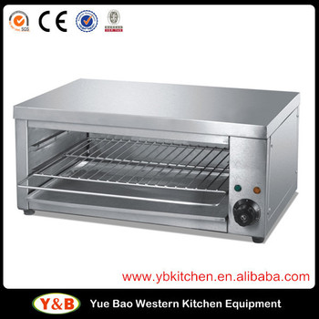 Commercial Hotel Kitchen Equipment Electric Hanging Electric Salamander  Grill