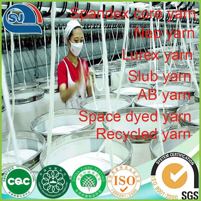 100% viscose rayon yarn price 30/1 Certificated:Oeko-tex100/GRS/BCI/GOTS)