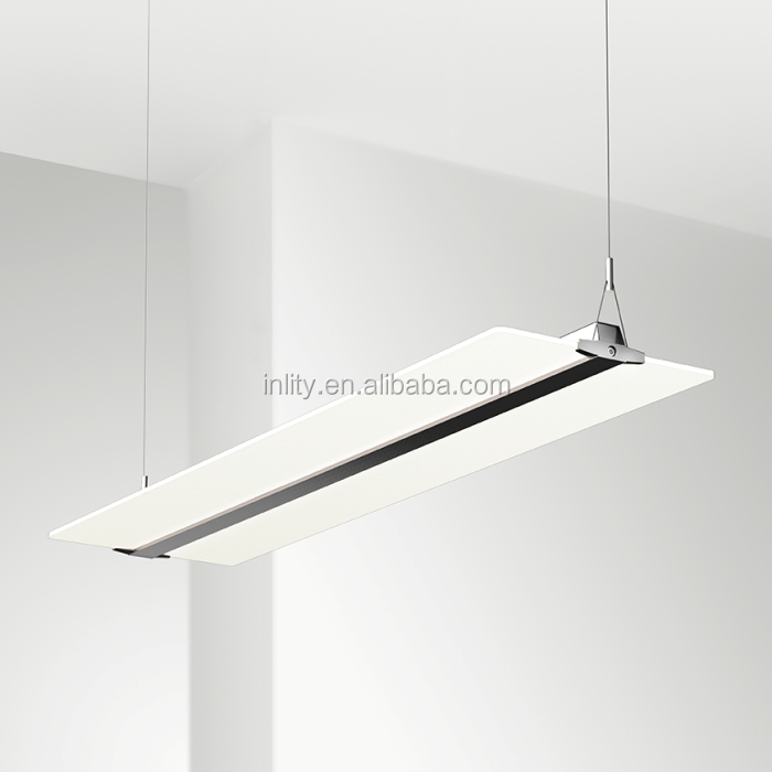 54W LED Office Ceiling Light Fixture Suspended Résultat Supérieur 15 Inspirant Luminaire Plafond Suspendu Photos 2017 Xzw1
