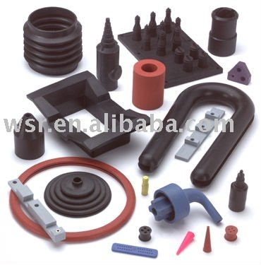 ISO9001 &TS 16949 certificated custom molded silicone products
