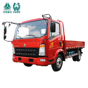 China Manufacture SINOTRUK HOWO 4 Tons light Cargo Truck low price 4x2 lorry truck