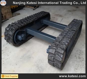 Excavator Chassis Truck Chassis Frame Manufacturers 0.5t ...