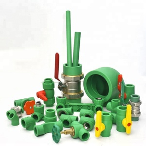 Ifan green ppr pipe for drinking water 20mm pn 16mm ppr drainage pipe