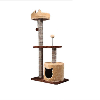 Fashional Modern Cat Scratcher Tree Wooden Cat Tree House Home Natural Paradise Cat Tree Buy Cat Scratcher Treecat Tree Housenatural Paradise Cat