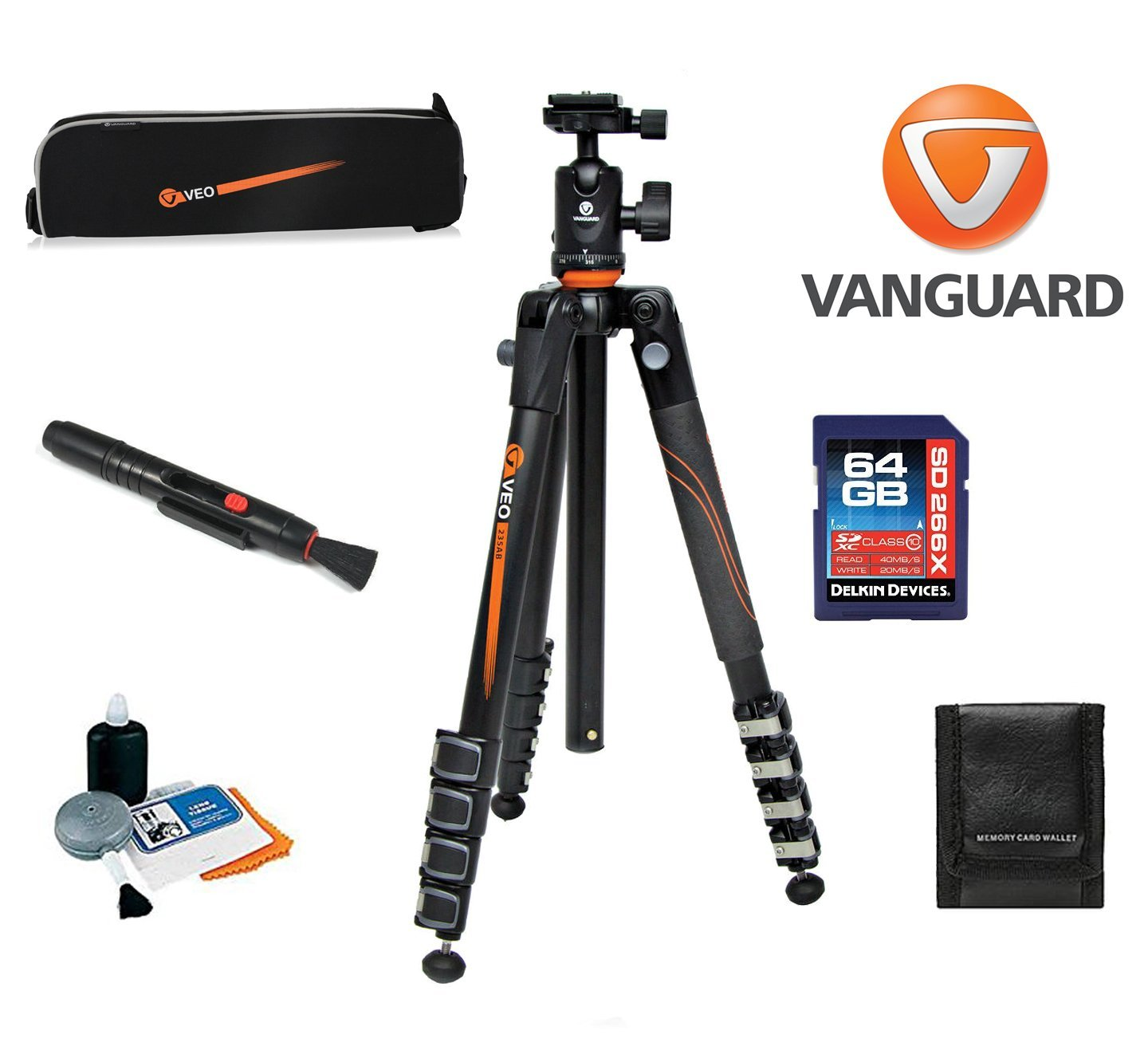 Cheap Veo Moda Find Deals On Line At Alibabacom Vanguard 42 Backpack Get Quotations 235ab Aluminum Tripod With Ball Head W Case 64gb Sdxc Card
