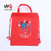 Cartoon printing non woven children's backpack bag