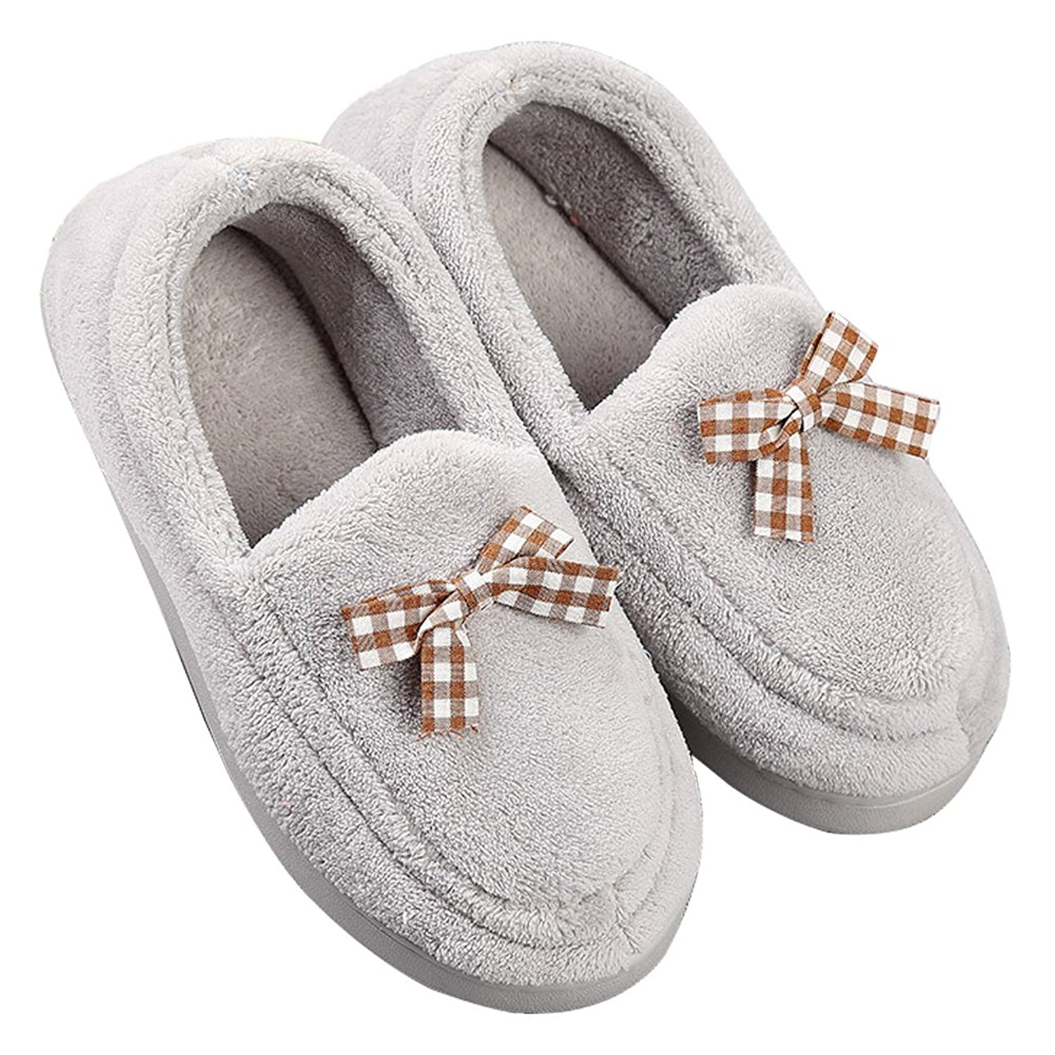 MOCHA SHOP Winter warm slippers, Women slippers, Cotton House Slippers, Warm Soft Slipper for Indoor