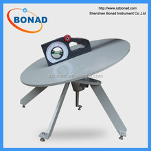 IEC60335 inclined plane table tester Round table stability test