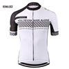 KEMALOCE unique polyester men's bike jerseys uniform short sleeve specialized cycle shirt for men