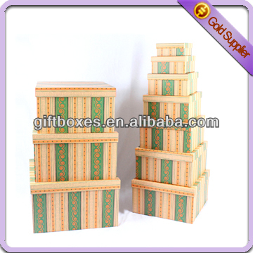 rectangle packaging box - special paper box