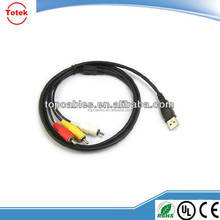 usb to rca cable for tv