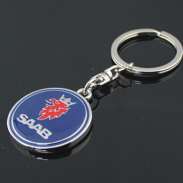 2019 Stainless Steel Volvo Key Rings With Emblem Logo High: Subaru Keyring Promotion-Shop For Promotional Subaru
